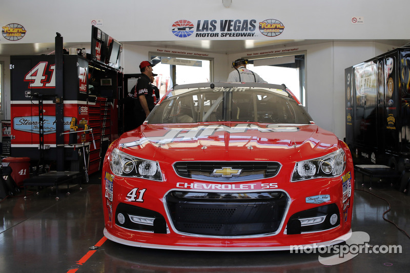 Regan Smith, Stewart-Haas Racing, Chevrolet