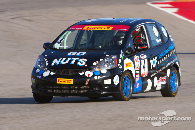 #4 MINCEY RACING, Honda Fit: Timothy Mincey sr.