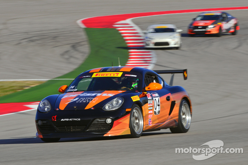 #04 Autometrics Motorsports Porsche Cayman: Cody Ellsworth