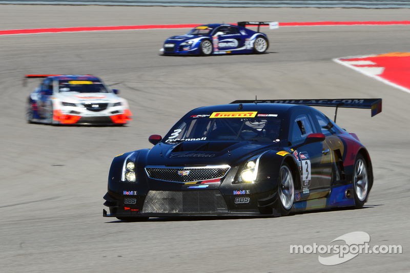 #3 Cadillac Racing, Cadillac ATS - VR GT3: Johnny O'Connell