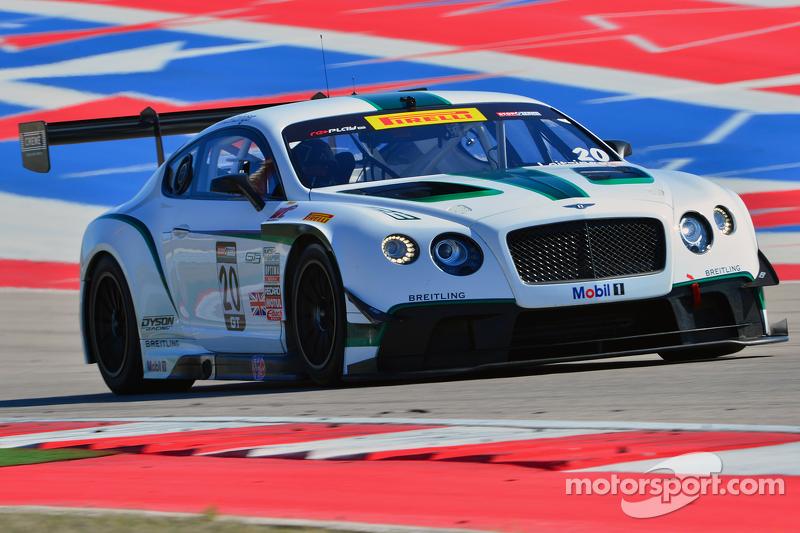 #20 Bentley Team Dyson Racing: Butch Leitzinger
