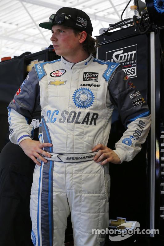 Brennan Poole, HScott Motorsports mit Chip Ganassi