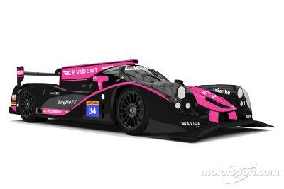 OAK Racing annonce son équipe pour Le Mans