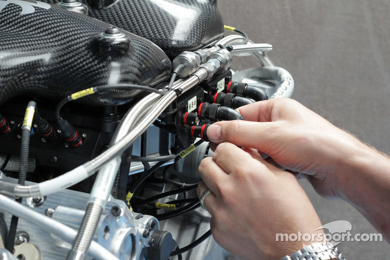AER P60 LMP1 Motore