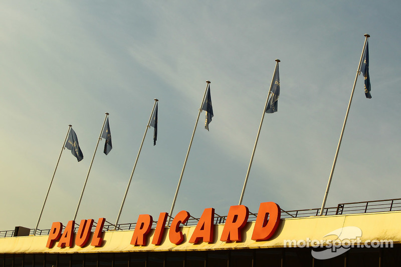 Paul Ricard атмосфера
