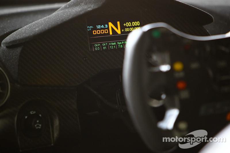 McLaren detayı