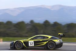 #32 Leonard Motorsport AMR, 阿斯顿·马丁Vantage GT3: Stuart Leonard, Paul Wilson, Michael Meadows