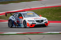 #42 RealTime Racing Acura TLX-GT: Peter Cunningham