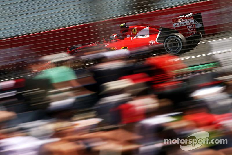 Kimi Räikkönen, Ferrari SF15-T