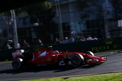 Kimi Raikkonen, Scuderia Scuderia Ferrari