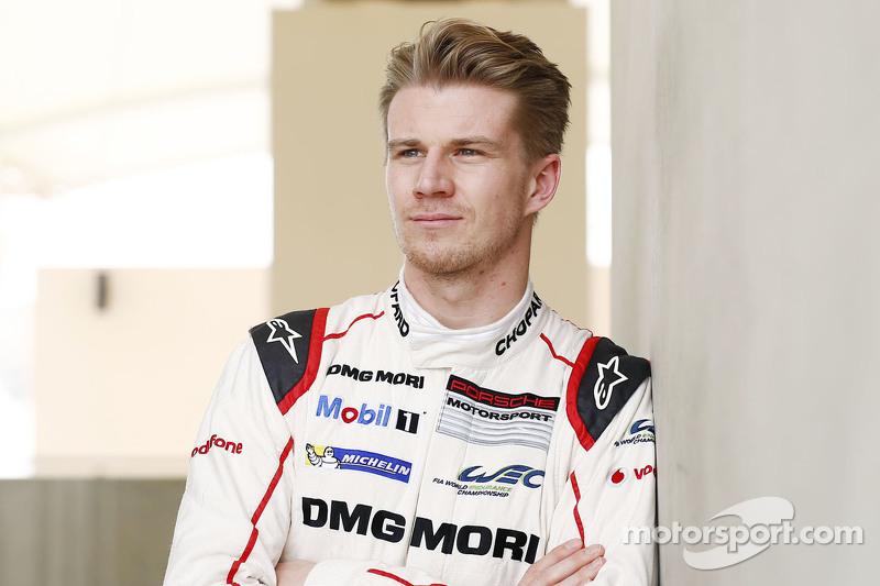 Ніко Хюлкенберг, Porsche Team