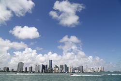 A view of Miami