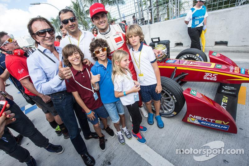 Нельсон Піке мол.., China Racing з Емерсон Фіттіпальді