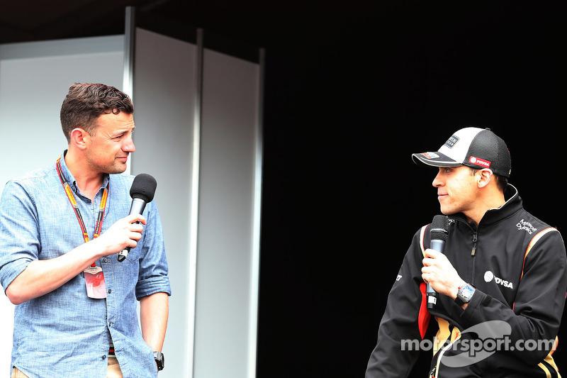 Will Buxton, Lotus F1 Team