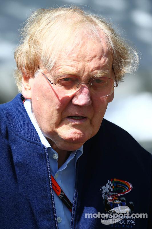 Ron Walker, presidente de la Corporación de Australia GP