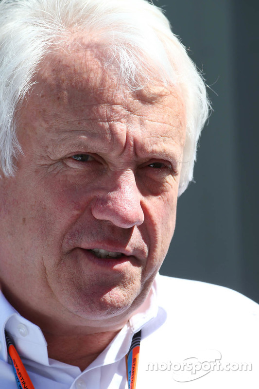Charlie Whiting, Delegasi FIA