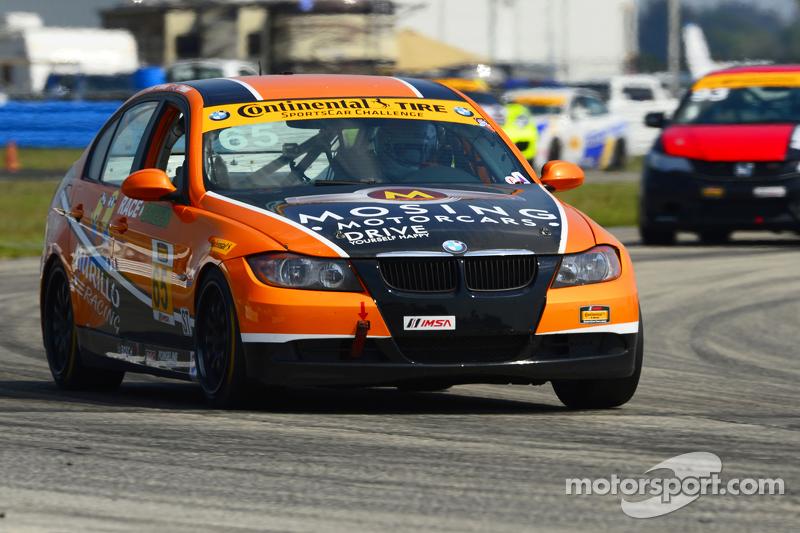 #65 Murillo Racing BMW 328i: Tim Probert, Brent Mosing