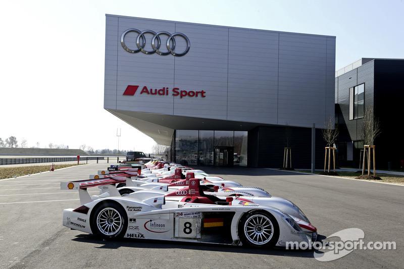 Le Mans winning prototypes 2000-2014