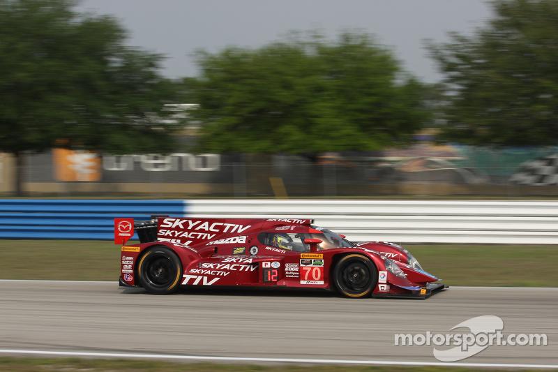 #60 Michael Shank Racing з Curb/Agajanian Ligier JS P2 Honda: Джон Пью, Освальдо Негрі, Джастін Вілсон