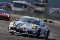 #22 Alex Job Racing,保时捷911 GT America: Cooper MacNeil, Leh Keen, Andrew Davis