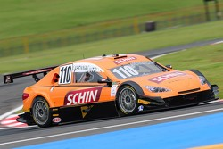 #110 Schin Racing, Team Peugeot: Felipe Lapenna, Vitantonio Liuzzi