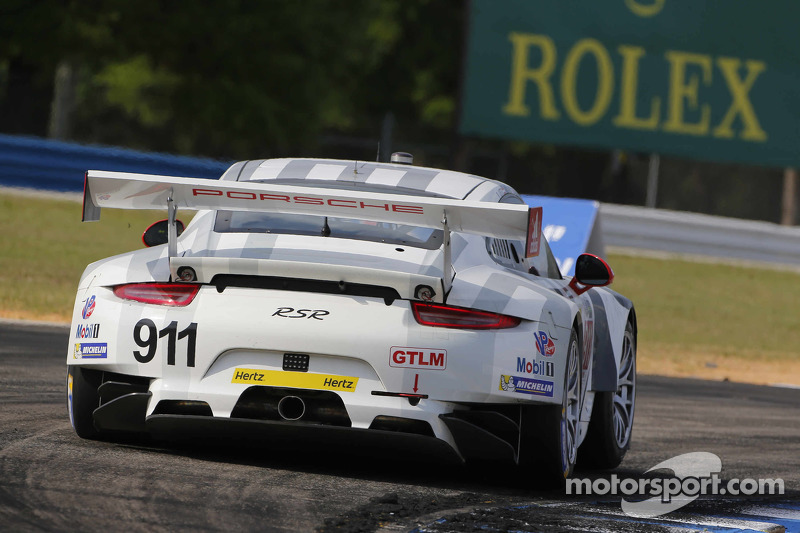#911 Porsche Team North America Porsche 911 RSR: Nick Tandy, Richard Lietz, Patrick Pilet