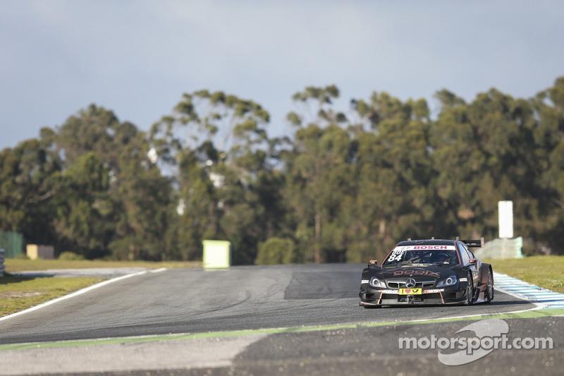 Pascal Wehrlein, HWA AG, Mercedes AMG C-Coupé DTM