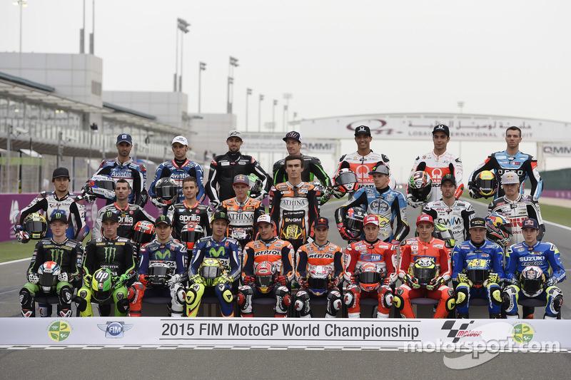 2015 骑手组照片