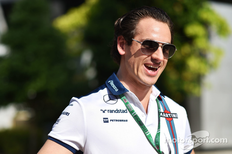 Adrian Sutil, Pembalap Cadangan Tim Williams