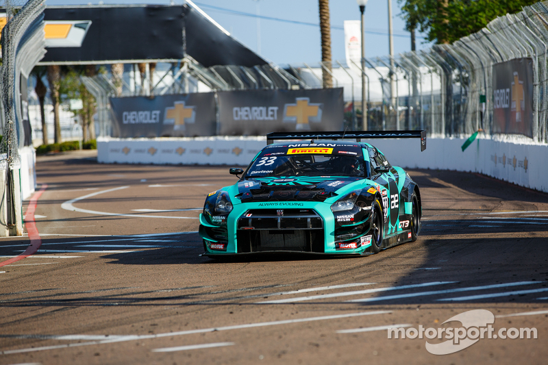 #33 Always Evolving Racing Nissan GT Academy, Nissan GT-R-GT3: Anthony Davidson