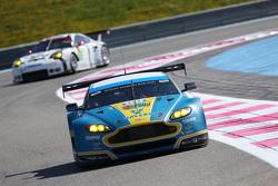 Aston Martin Racing Vantage V8: Фернандо Реес