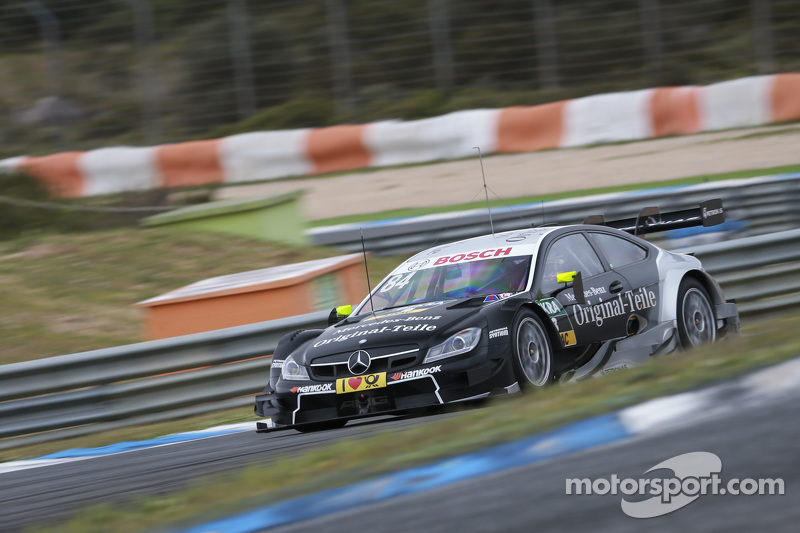 Christian Vietoris, Mercedes AMG DTM-Team HWA DTM Mercedes AMG C-Coupé