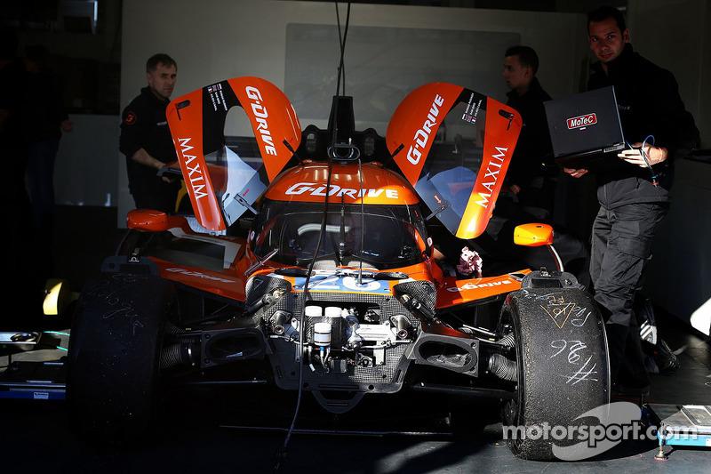 Ligier JS P2 Nissan Team G-Drive Racing