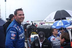 Pole-Position: 1. Ryan Eversley, #43 RealTime Racing, Acura TLX-GT