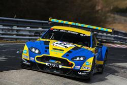 #27 Aston Martin Racing Aston Martin Vantage V12: Pedro Lamy, Stefan Mücke, Darren Turner