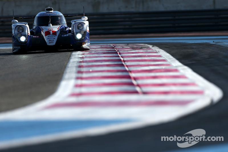 #1 Toyota Racing, Toyota TS040 Hybrid: Anthony Davidson, Sebastien Buemi, Kazuki Nakajima