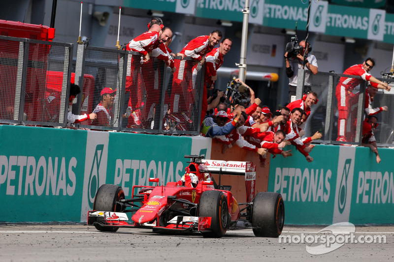 2015: Sebastian Vettel