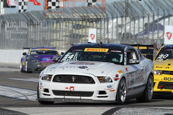 #34 Capaldi Racing, Ford Mustang Boss 302: Nick Esayian