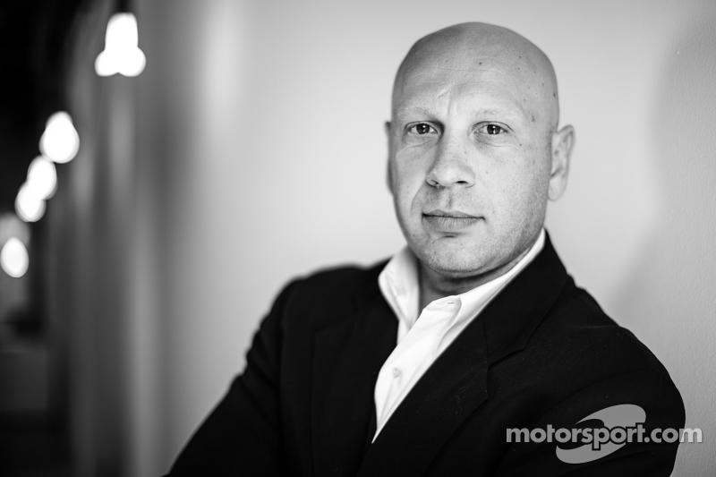 Alex Rothbert, Leiter Finanzabteilung Motorsport.com