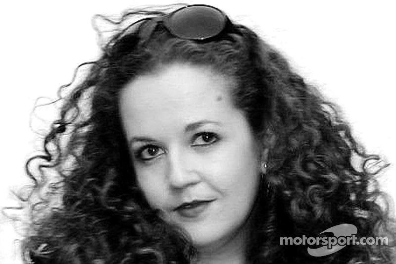 Kate Walker, Motorsport.com网站F1记者
