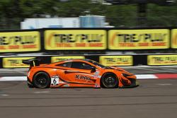 #6 K-Pax Racing McLaren 650S GT3: Роберт Торн