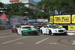 #16 Team Bentley Dyson Racing Bentley Continental GT3: Кристофер Дайсон
