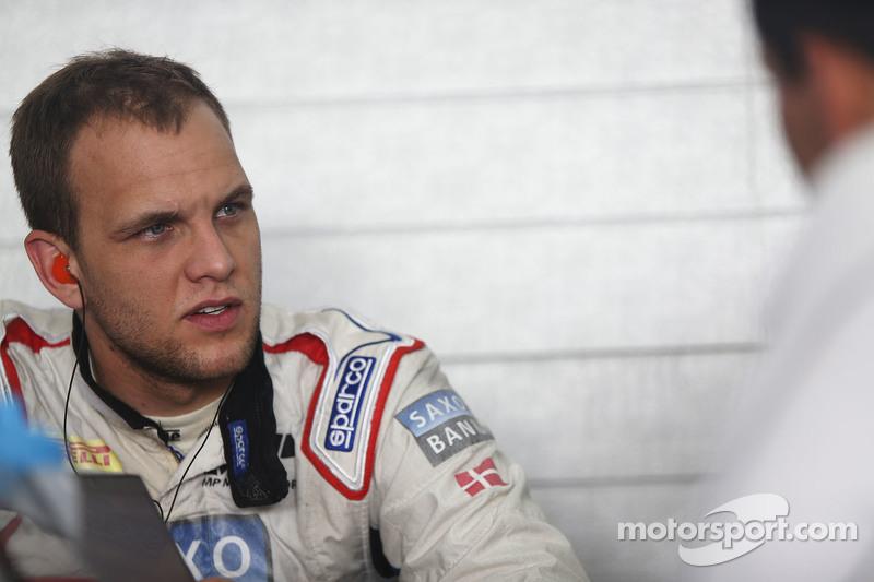 Marco Sörensen, Carlin