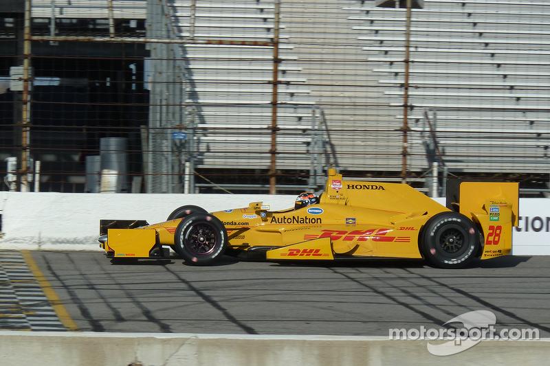 Меттью Бребем, Andretti Autosport