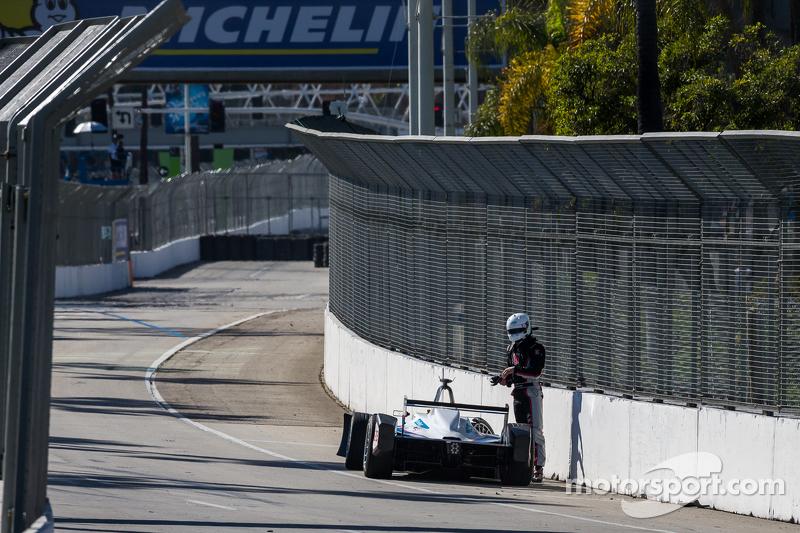 Scott Speed, Andretti Autosport