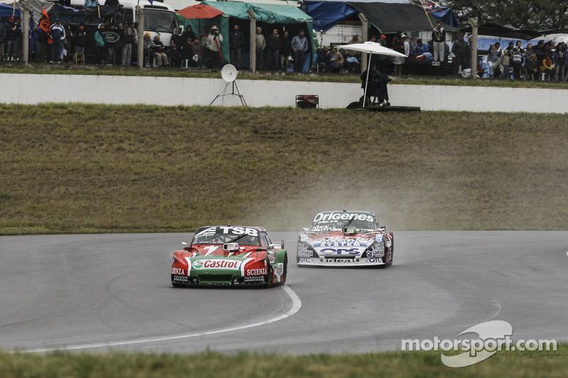 Jose Manuel Urcera, JP Racing, Torino, und Camilo Echevarria, Coiro Dole Racing, Torino