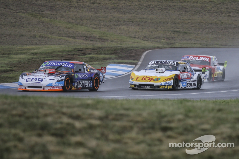 Christian Ledesma, Jet Racing Chevrolet, Luis Jose Di Palma, Indecar Racing Torino, Juan Pablo Gianini, JPG Racing Ford