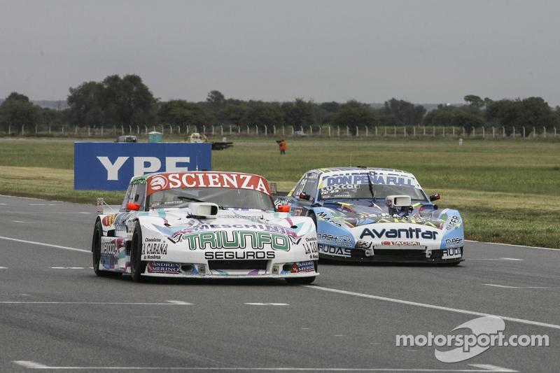 Матіас Халаф, Alifraco Sport Ford, Мартін Понте, RUS Nero53 Racing Dodge