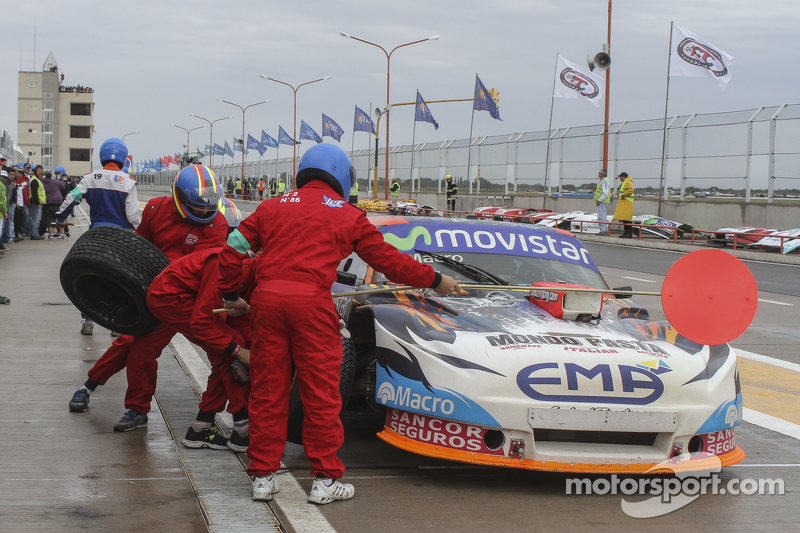 Christian Ledesma, Jet Racing, Chevrolet