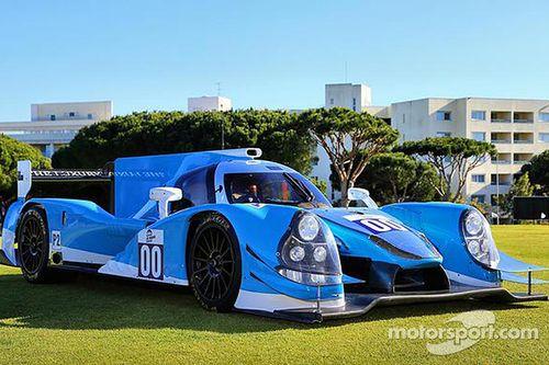 Algarve Pro Racing Takım tanıtımı